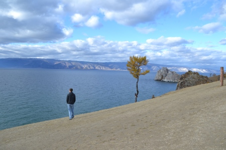 Lake Baikal - the deepest lake of the world ::: Bajkalske jazero - najhlbsie jazero sveta