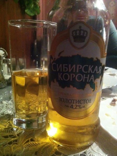 Sibirian Corona - a bit of Mexico in Russia ::: Sibirska Corona - kusok Mexika v Rusku