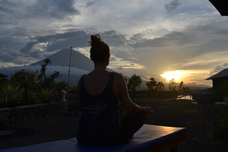 Yoga with a view ::: Joga s vyhladom
