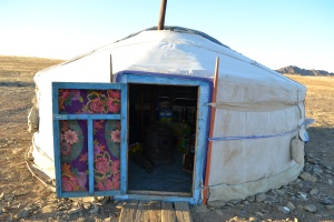 Gobi desert trip - Mongolia