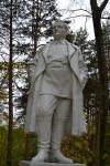 Theme park statue