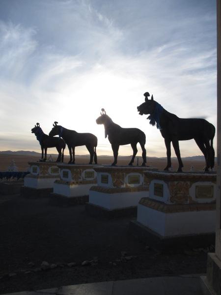 Horses Monument