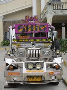 Cool jeepney
