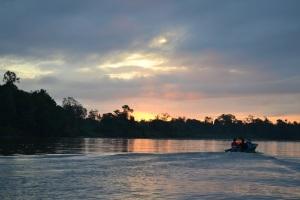 Kinabatangan River - Malaysia