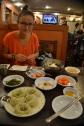 Pork & leek dumplings