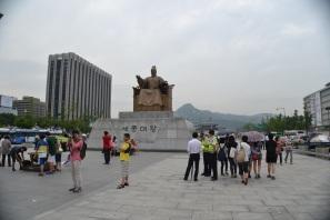 Gwanghwamun Square